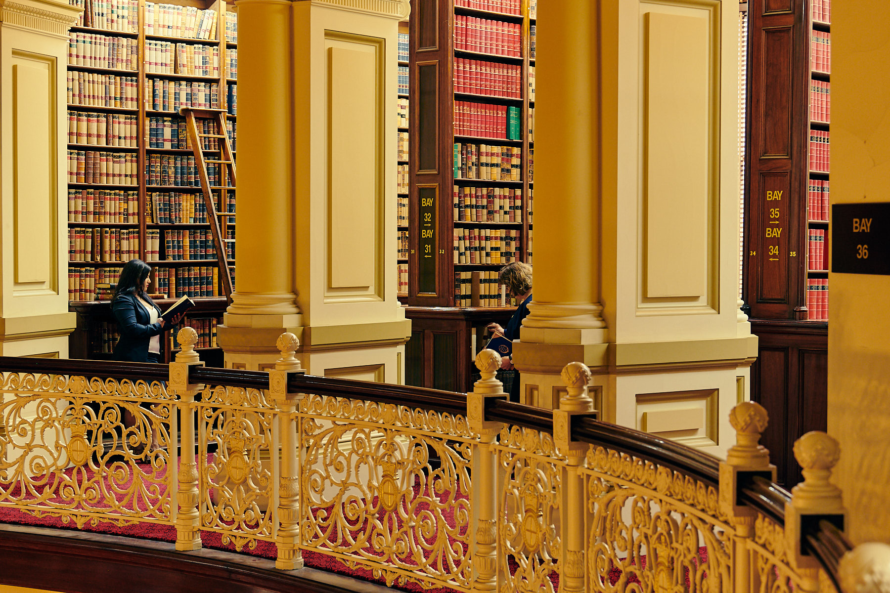 Supreme court law library